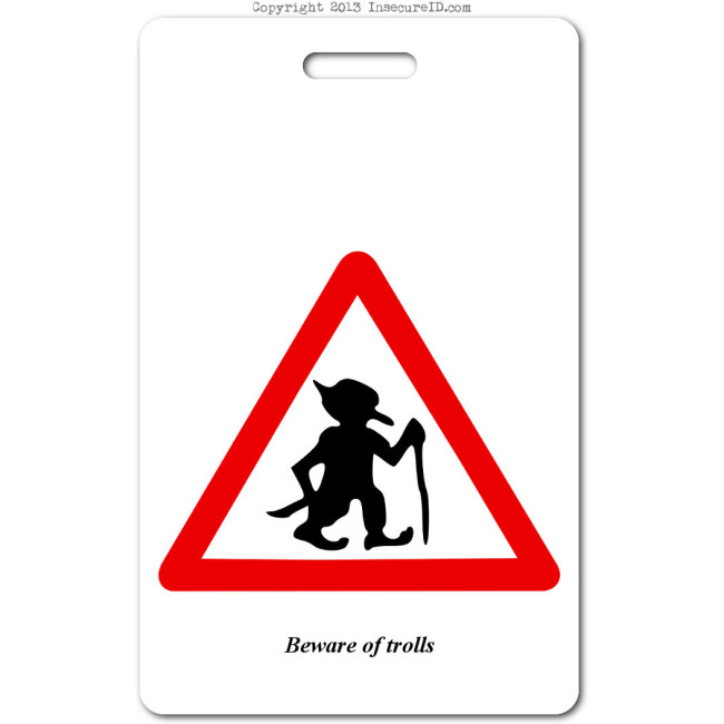001 beware_of_trolls ID badge