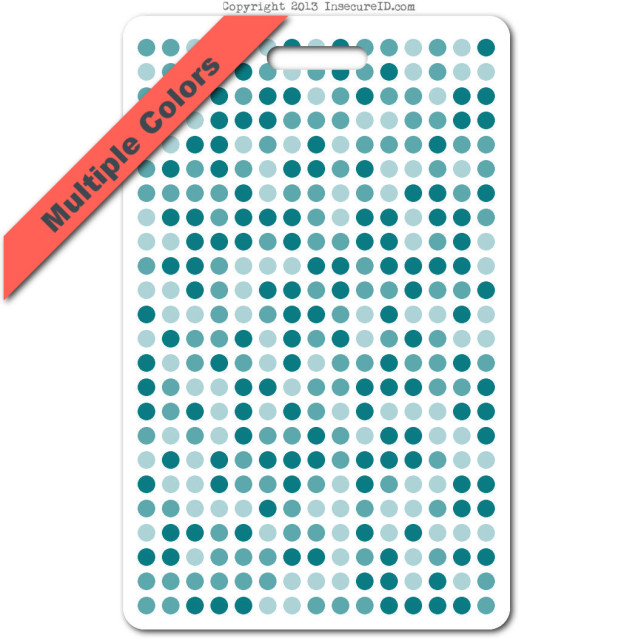 024 blue digital dots ID badge_banner